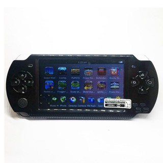 JXD S602 Game Console Android Touchscreen 4G PSP Style Game Ma