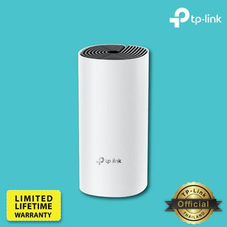 TP-Link Deco M4 (แพ็ค 1เครื่อง) Mesh Wi-Fi ราคาประหยัด(AC1200 Whole Home Mesh Wi-Fi System)เป็นทั้ง Router, Access
