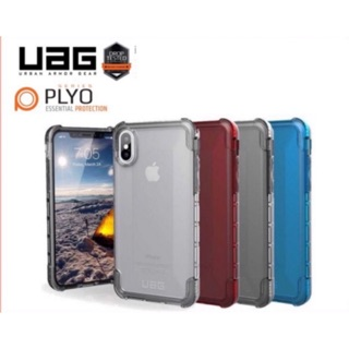 Review 🔥UAG PLYO IPhone Xs Max/ XR /X / XS / i8PLUS / i8 / i7PLUS / i7 / i6PLUS / i6 เคสกันกระแทก