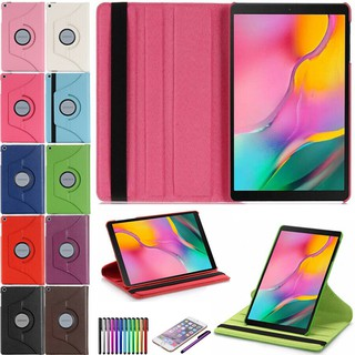 The best Fr Samsung Galaxy Tab A 8.0 2019 T290 T295 360 Rotating Leather Case Cover Stand