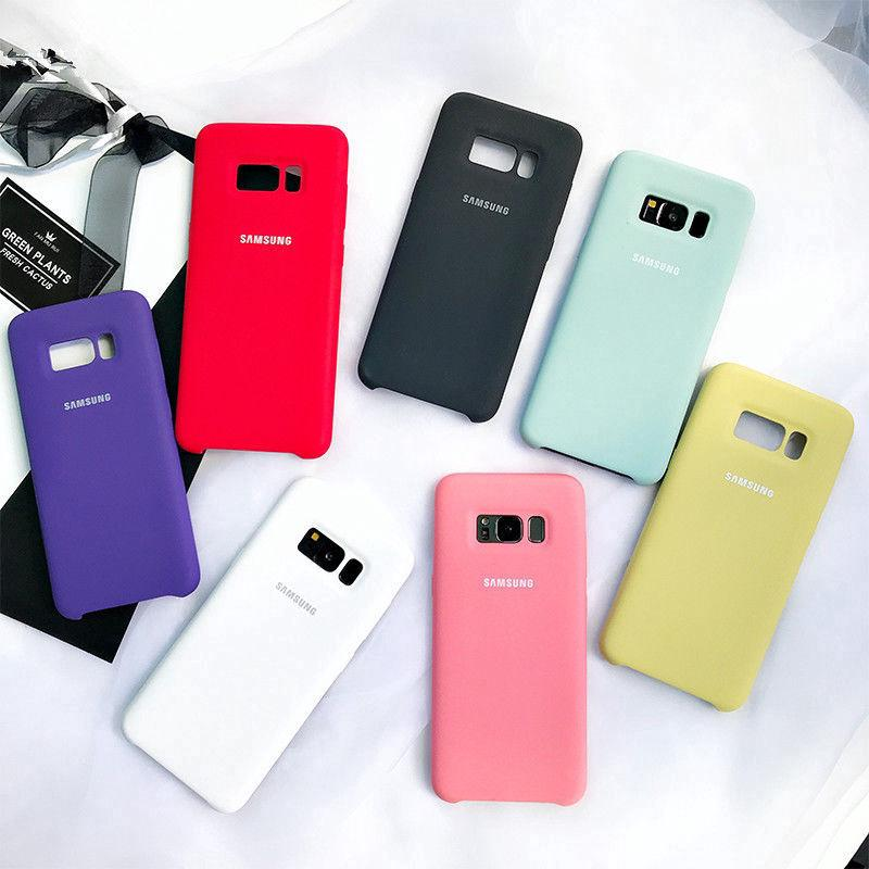 Review SAMSUNG ORIGINAL SILICONE CASE S10 Lite S7edge S8 S8Plus S9 Plus NOTE8 NOTE9