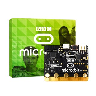 BBC Micro:bit Pocket-sized Computer NRF51822 for Kids and Beginners Mini PC