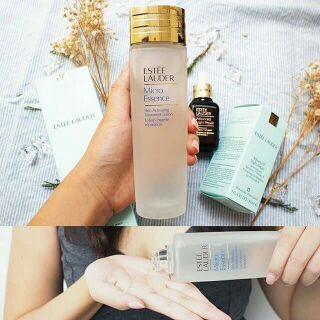 Review Estee Lauder Micro Essence Skin Activating Treatment Lotion 150 ml.
