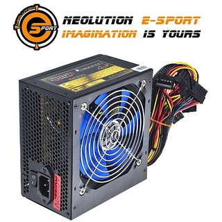 POWER SUPPLY NEOLUTION ETERNITY 550W รับประกัน 2 ปี