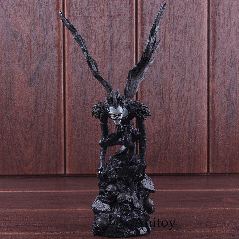 Review ฟิกเกอร์ Anime Death Note official Movie Guide Deathnote Ryuk Action Figure Toy
