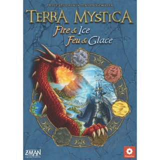 Review Terra Mystica: Fire & Ice