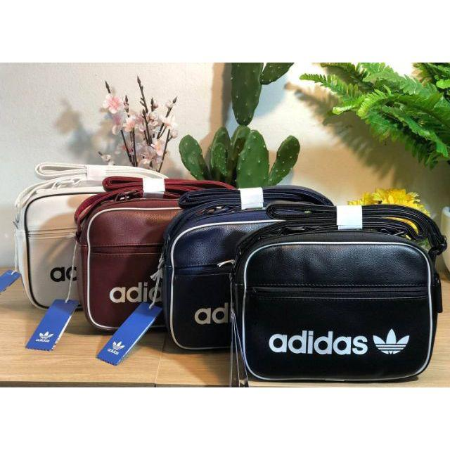 Review ADIDAS MINI AIRL VINT BAG 2018 แท้%<outlet>