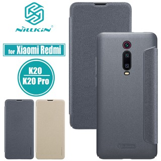Review NILLKIN เคส Xiaomi Mi9T Mi 9T Pro Redmi K20 K 20 Pro รุ่น Sparkle Leather Case