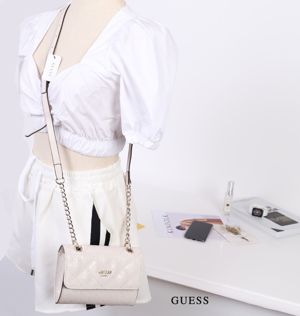 Image # 1 of Review กระเป๋าGUESSสินค้าOutletแท้%