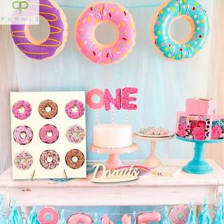 Review P1 Wooden Candy Wedding Decoration Birthday Favour Party Supplies Donut Wall Stand