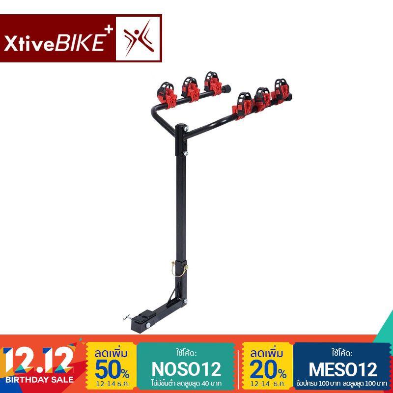 XitveBike Bike Rack 3 แร็คจักรยาน ขาแขวนจักรยาน ติดรถ ขนจักรยาน ท้ายรถ