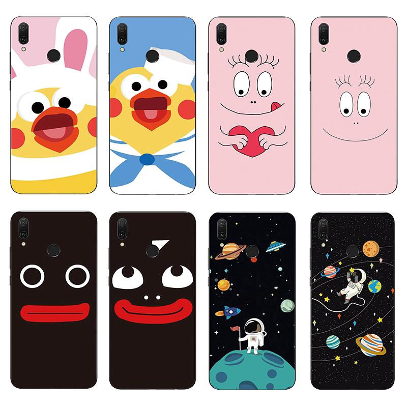 Review เคส Cartoon Love Smile VIVO Y95 / Y91 / V11i / Z3i / Z3 Soft TPU Case