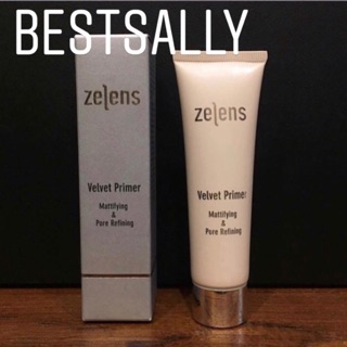 Review Zelens Velvet Mattifying & Porifying Primer