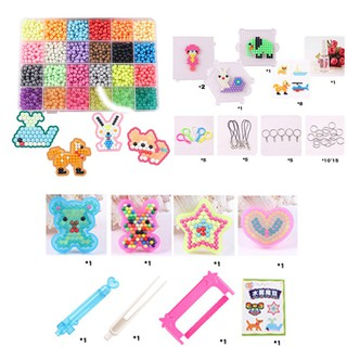 Review 10/15/24Colors Water Spray Magic Beads Kit Kids Puzzle Toys For Fun DIY Game 3D