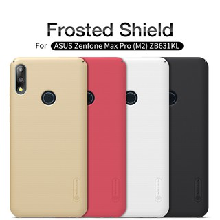 Review NILLKIN เคส Asus Zenfone Max Pro M2 (ZB631KL) รุ่น Super Frosted Shield