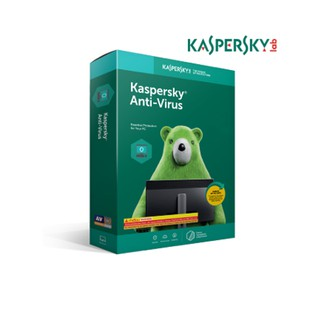 Kaspersky Anti-Virus South-East Asia  Edition (Version 2020)