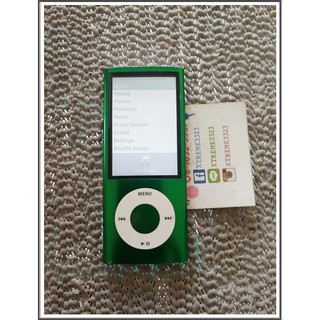 Review IPOD NANO GEN 5 16GB สีเขียว