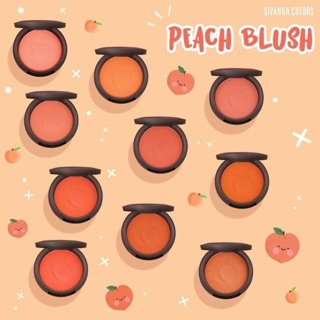 Review PEACH BLUSH : HF6017
