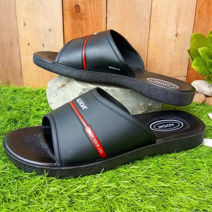Review Shoes Men ,  men sandals , ADDA Shoes Model 92C06