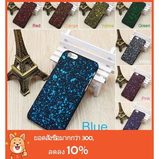Review (READY STOCK)Star color dot pattern Hard PC Case for iPhone 5 5S SE 6 6sPlus 7 8 Plus Cover