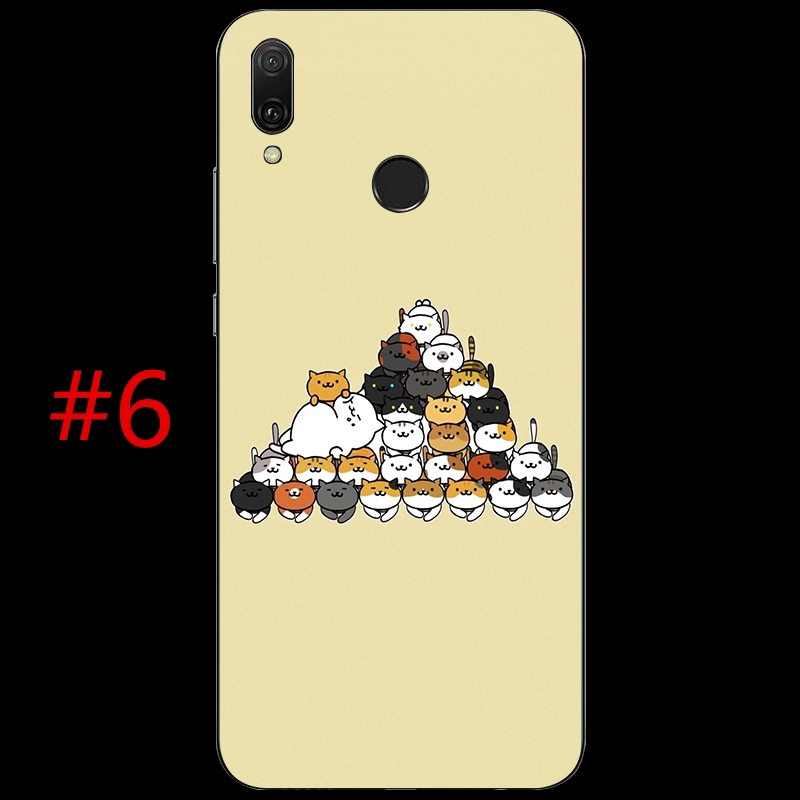 Image # 6 of Review เคส Cute Cat TPU Soft Case Asus ZenFone Max Pro M1 ZB601KL/ZB602KL/ZB570TL/ZB501KL