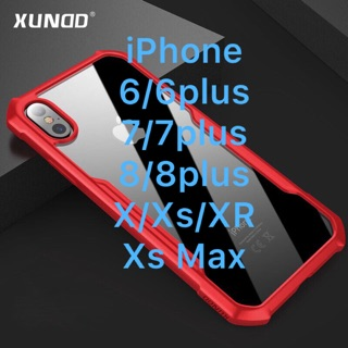 Review 【แท้💯%】XUNDD iPhone6/6plus/7/7plus/8/8plus/iPhone X/Xs/iPhone XR/iPhone Xs Max  เคสกันกระแทก