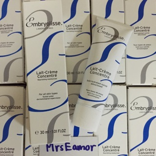 Review Embryolisse 30ml lait cream concentrate