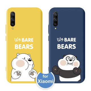Review Xiaomi Redmi Note 6 7 Pro Redmi 6A Xiomi Mi8 Mi 8 9 Mi9 Explorer We Bare Bears Cute Soft TPU Case