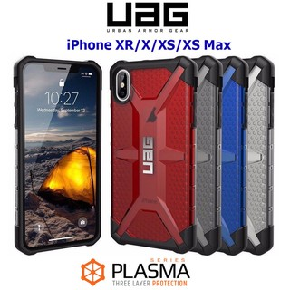 Review UAG Plasma เคส iPhone XR,XS,XS Max,iPhone 6 Plus,7 Plus,8 Plus เคสใสแบบแข็ง