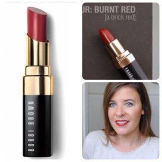 The best 💄 Bobbi Brown  Lip Color 3.5 g (ไซส์จริง)