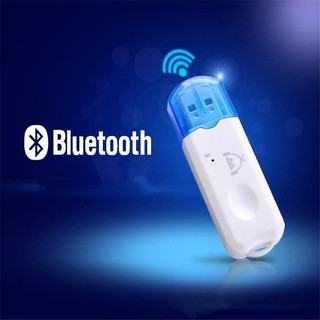 USB Bluetooth Dongle Wireless Audio Receiver Music Speaker Receiver Adapter Dongle For Car Smart