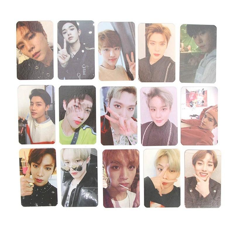 1 Pcs Multicolor KPOP NCT U 127 2018 Empathy Album Paper