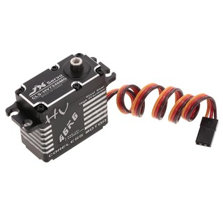 Review JX CLS-HV7346MG 46kg Aluminium Digital Coreless Servo for RC Car Helicopter Boat