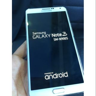 Review Samsung note 3 used 4G