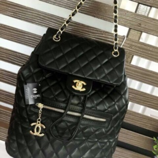 Chanel Backpack มือสอง สภา