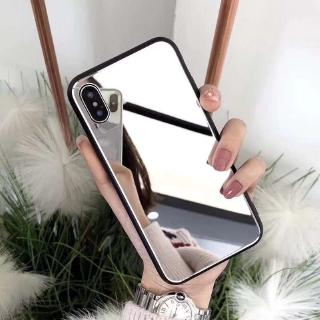 Review Casing Xiaomi Redmi Note K20 Pro 7 5A 4x Mi 9 8 Lite F1 6X 6 Pro 5 Plus Luxury Mirror Makeup Soft Case