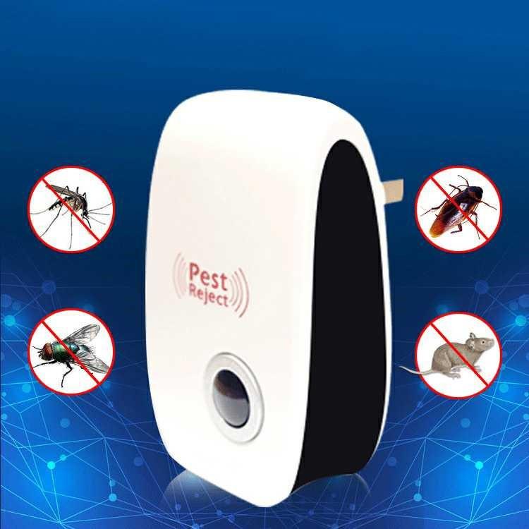 Electronic Pest Repeller เครื่องไล่ยุง หนู แมลงสาบ และ