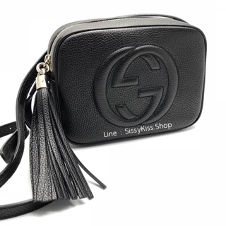 Review New Gucci soho Crossbody bag