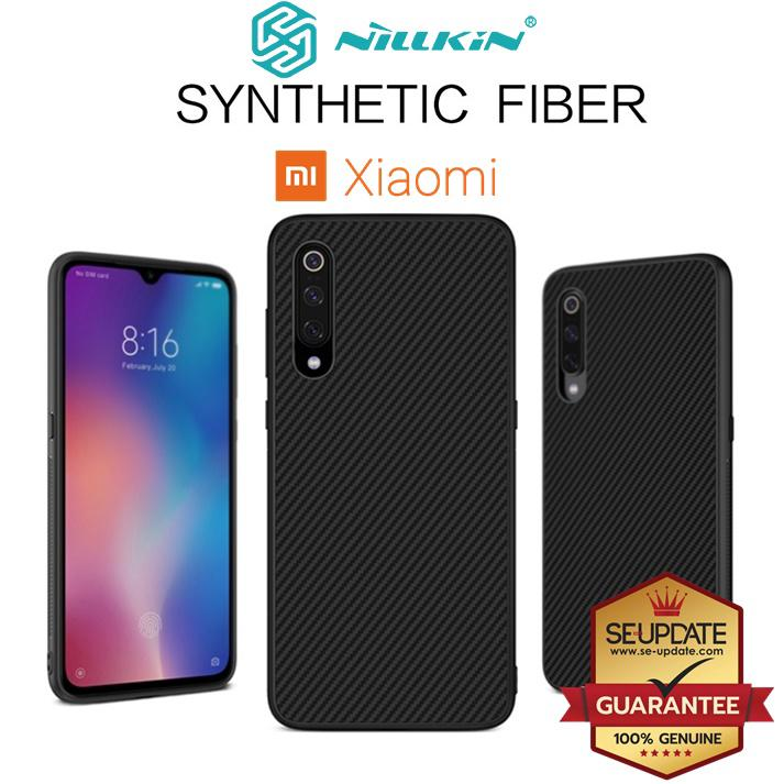 Review [ Xiaomi ] เคส Nillkin Synthetic Fiber Case สำหรับ Mi 9 / Mi 8