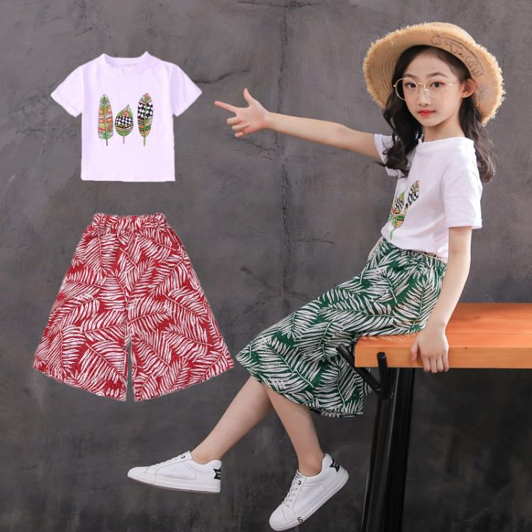 Review 〓Three Trees Suit/Korean Fashion Girl Set/Kids Suit