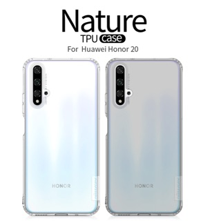 Review เคส Huawei Nova 5T/Honor 20/Nova5t  Nillkin Nature TPU Case