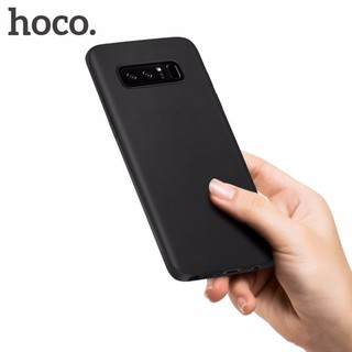 Review HOCO เคสสีดำ Samsung A30 , A50 , S9 plus , Note 8 , S8 , S8 Plus , S7 edge , Note 5