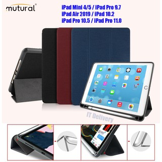 Review แท้💯% Mutural เคส iPad 10.2/Mini5/Air 2019 10.5/Pro10.5