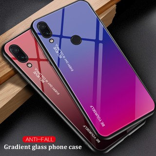 Review โทรศัพท์ Xiaomi Mi 9 Se Mi 9T Pro Redmi Note 7 6 K20 Pro Redmi 7 Phone Case Tempered Glass Cases Hard Cover