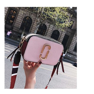 Review (Preorder) Marc Jacobs Snapshot embellished Style with Strap