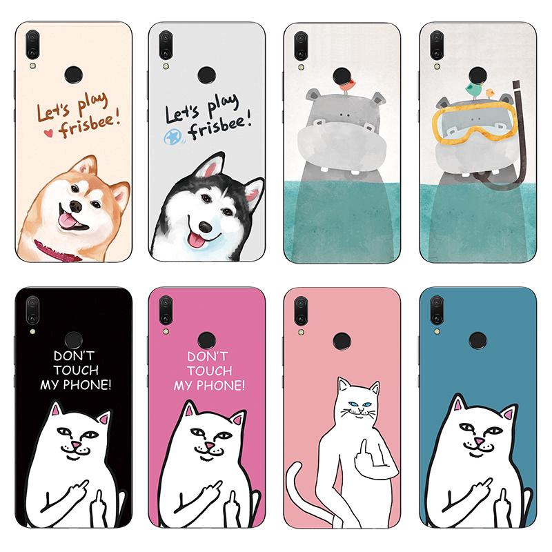 Review เคส Cute Hippo Soft TPU Case Asus ZenFone Max Pro M1 ZB601KL/ZB602KL/ZB570TL/ZB501KL