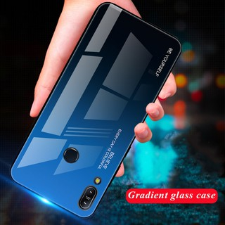 Image # 0 of Review ASUS Zenfone Max Pro M1 M2 ZB601KL ZB602KL ZB631KL ZB633KL Fashion Design Mixed Color Glass Back Cover Case