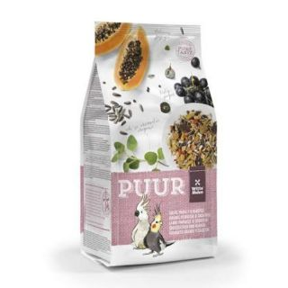 Review Puur for cockatoo