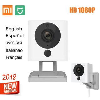 Review XIAOFANG IP cam 1080 จุด 2MP Night Vision 2 - way audio P2P Wifi Home security