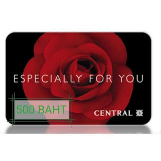 Especially For You Rose I Gift Card​💎💎 500​ Baht💎💎.